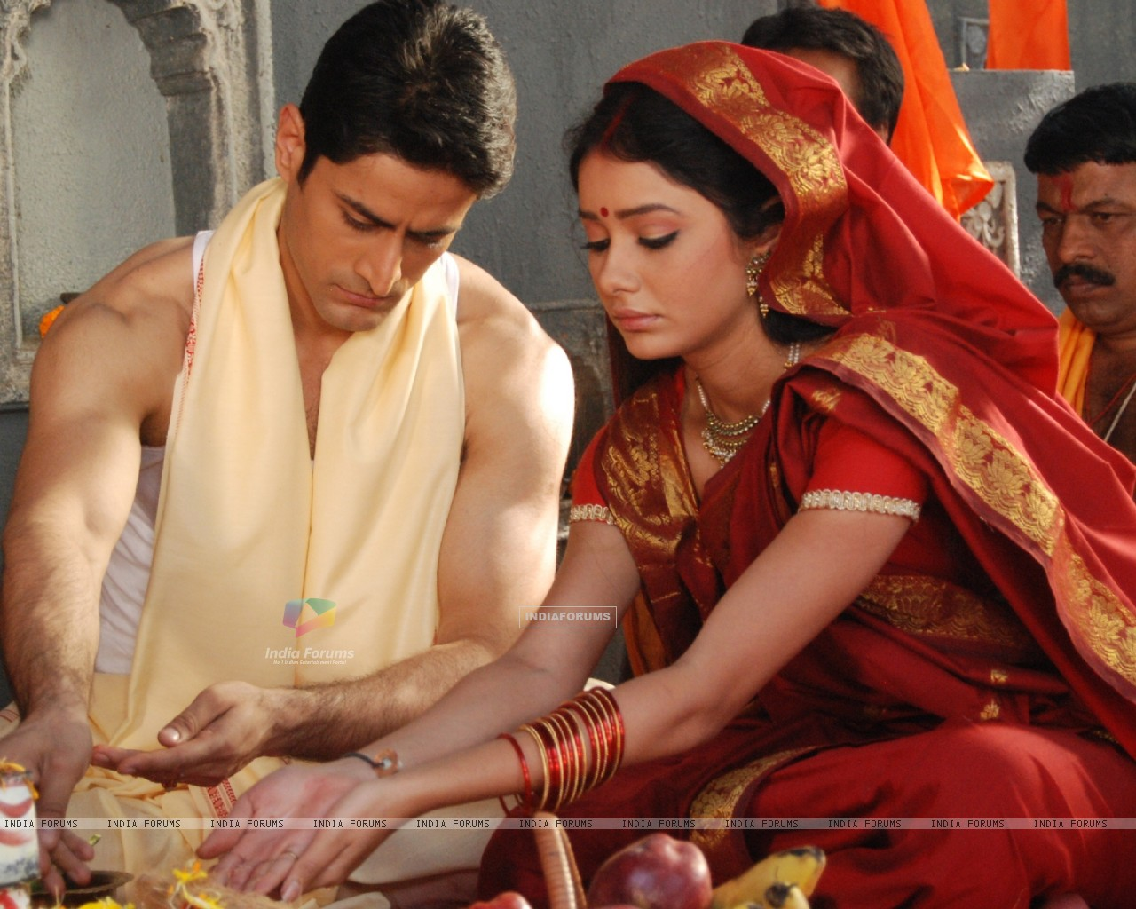 Still from tv show Ganga Kii Dheej (117226) size:1280x1024