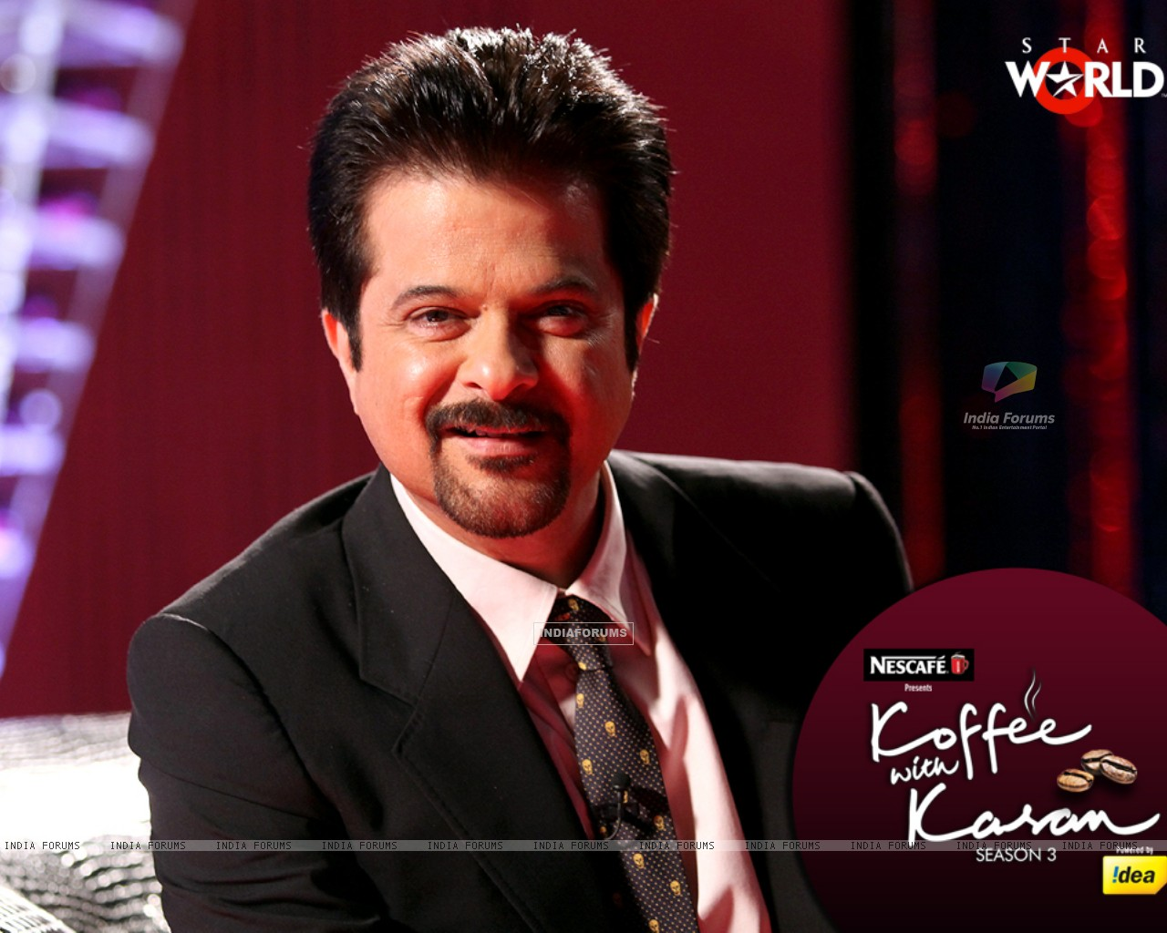 Anil Kapoor on Koffee with Karan Season 3 (149342) size:1280x1024
