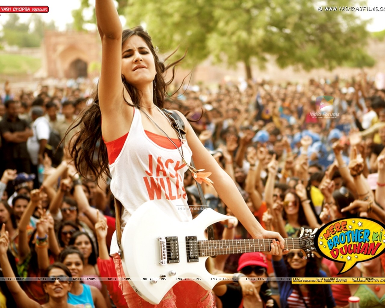 Katrina Kaif in the movie Mere Brother Ki Dulhan (156091) size:1280x1024