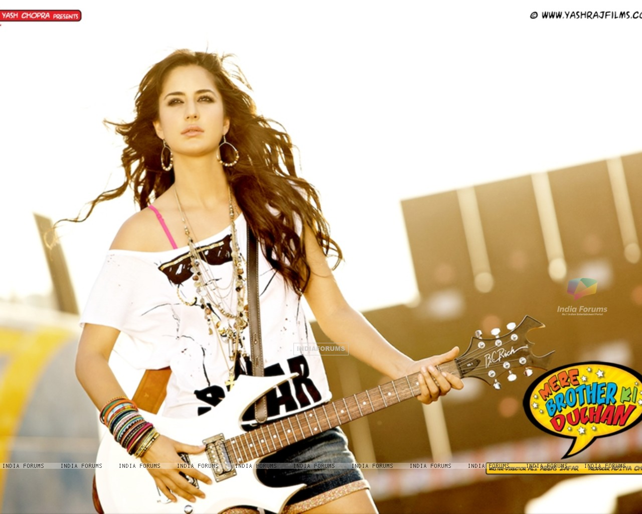 Katrina Kaif in the movie Mere Brother Ki Dulhan (156097) size:1280x1024