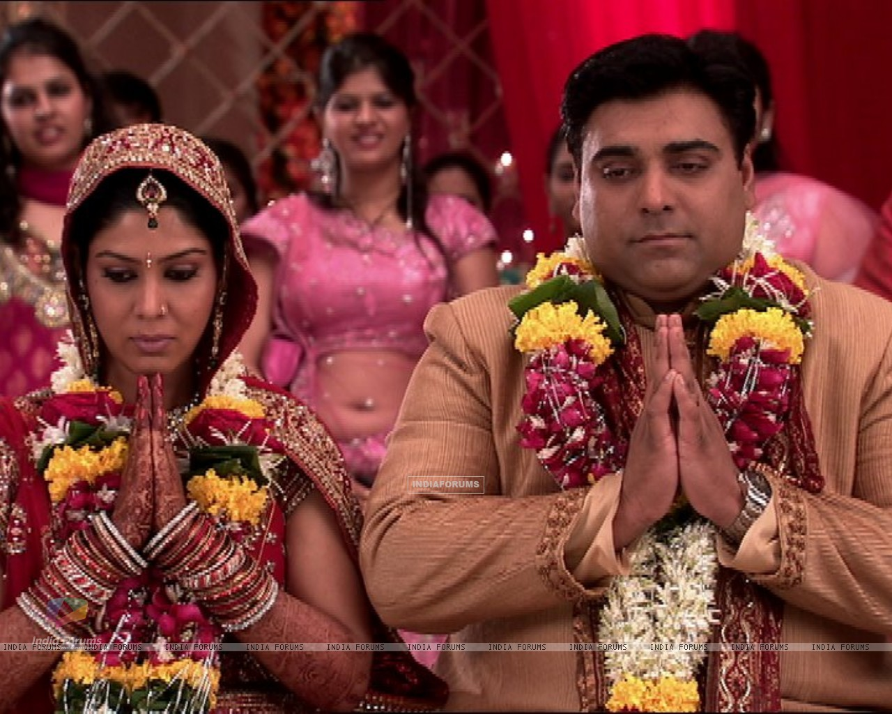 Ram and Priya marriage still (158651) size:1280x1024