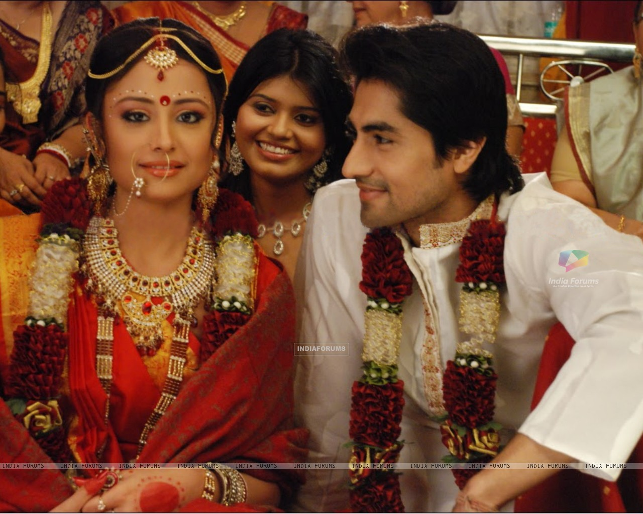 A still of Anurag and Taani from Tere Liye (172366) size:1280x1024