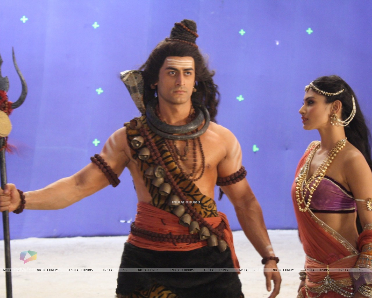 Still image of Shiv & Sati from Devon Ke Dev. Mahadev (180971) size:1280x1024