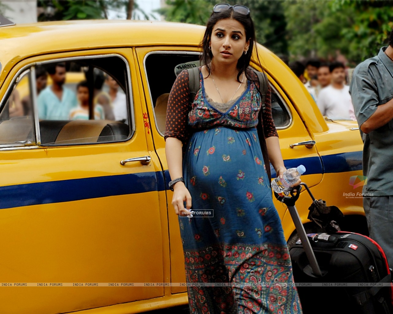 Vidya Balan in the movie Kahaani (181627) size:1280x1024