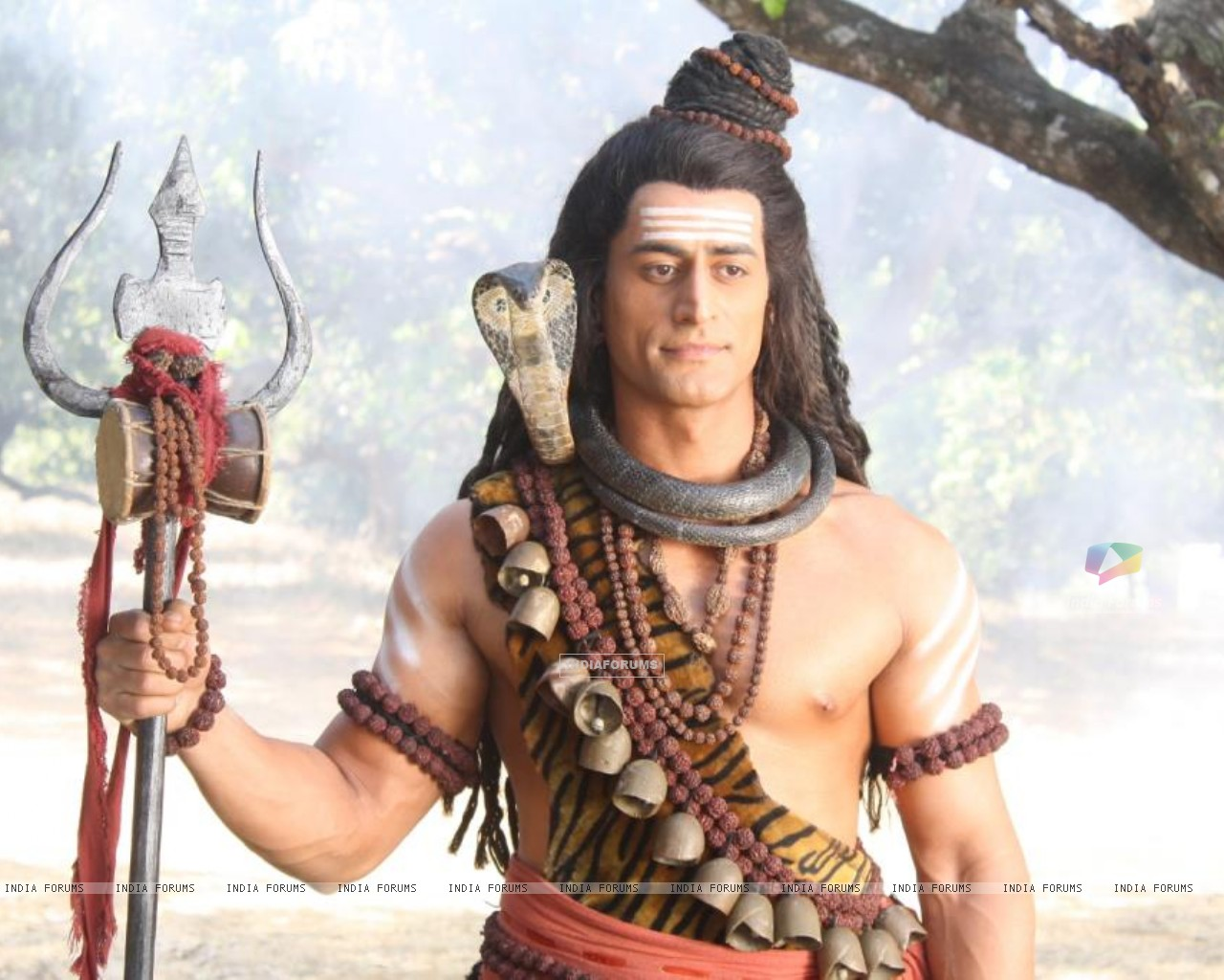 Mohit Raina still from the show Devon Ke Dev. Mahadev (184162) size:1280x1024