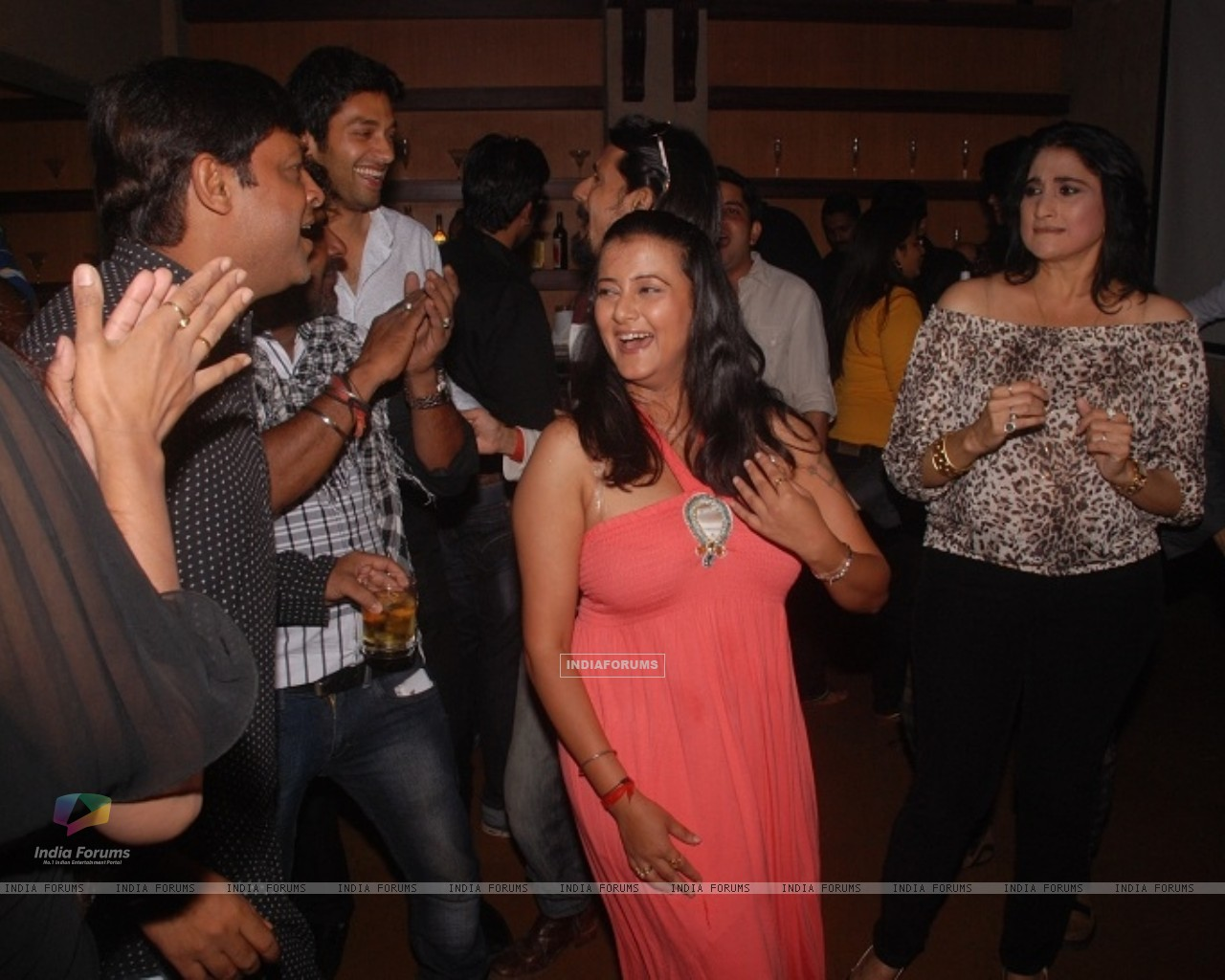 Smita Singh at Celebration of 100 episodes of Hitler Didi (191563) size:1280x1024