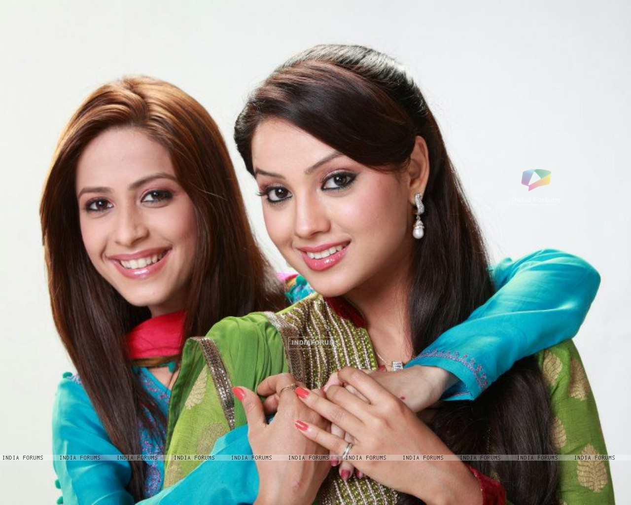 Dimple and Adaa (198723) size:1280x1024