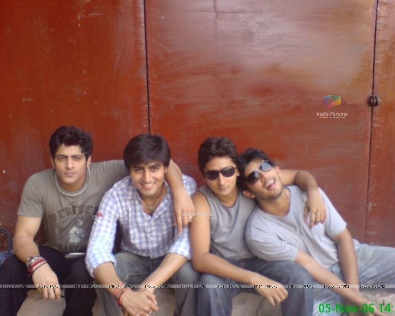Harshad Chopra, Kunal Karan Kapoor and Arjun Bijlani (200755) size:1280x1024