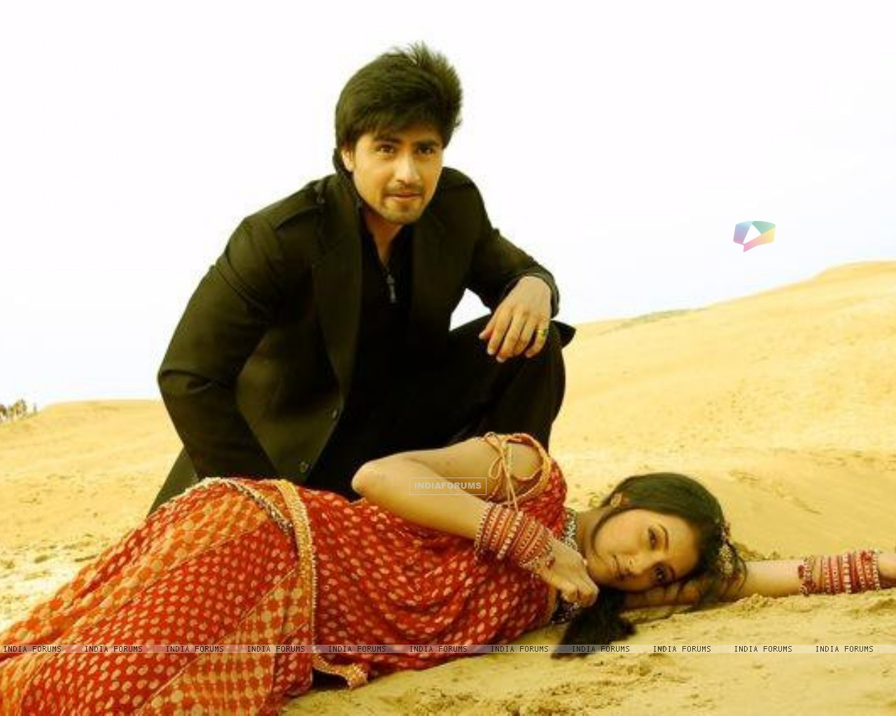 Harshad Chopra and Additi Gupta (202612) size:1280x1024