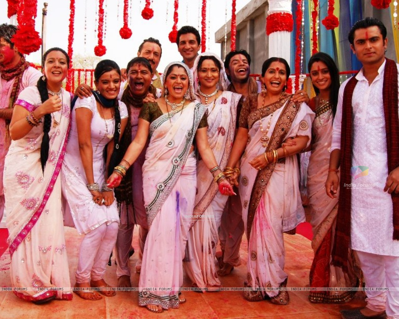 The Sasural Simar Ka team (214257) size:1280x1024