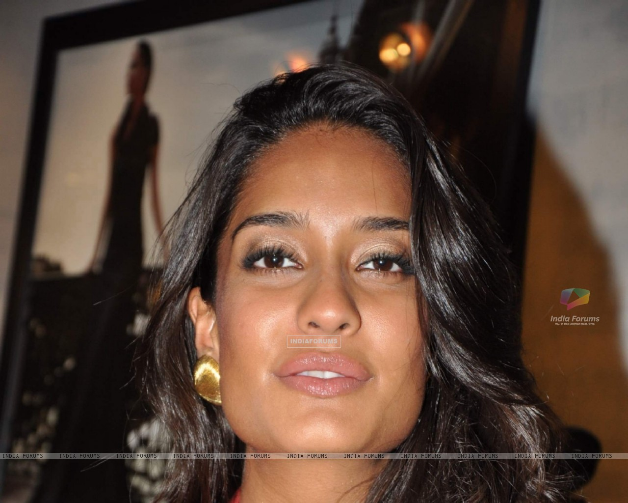 Bollywood Model Turned Actress Lisa Haydon Elle Magazines