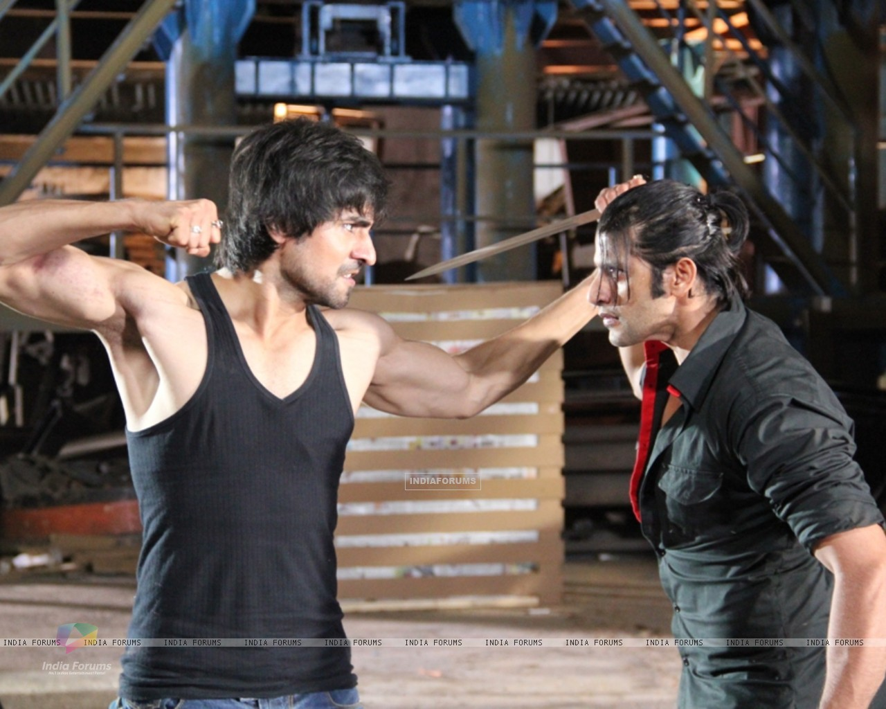 A still of Harshad Chopra and Karanvir Bohra from Dil Se Di Dua Saubhagyavati Bhava (221877) size:1280x1024
