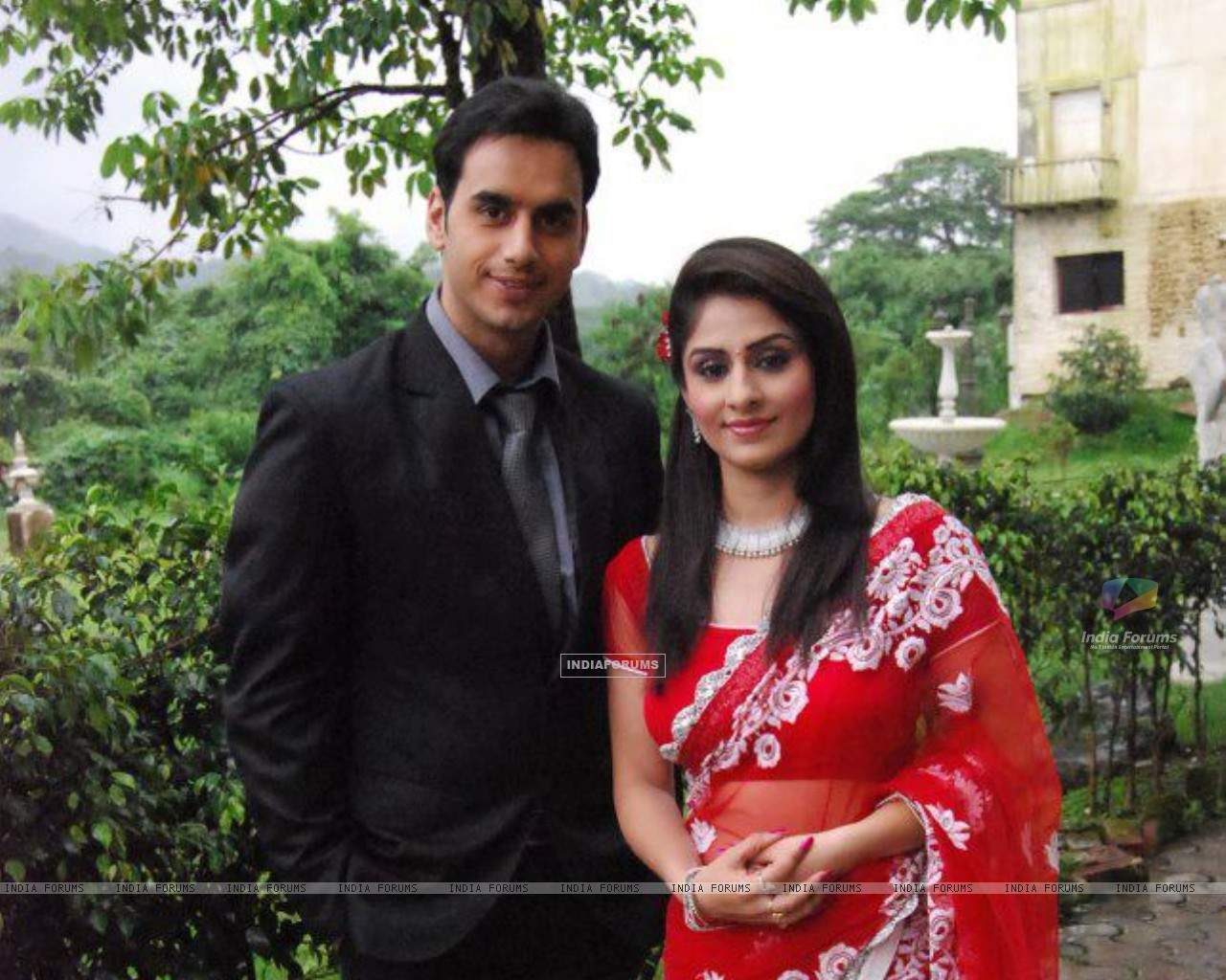 Ankita Sharma and Waseem Mushtaq (224671) size:1280x1024