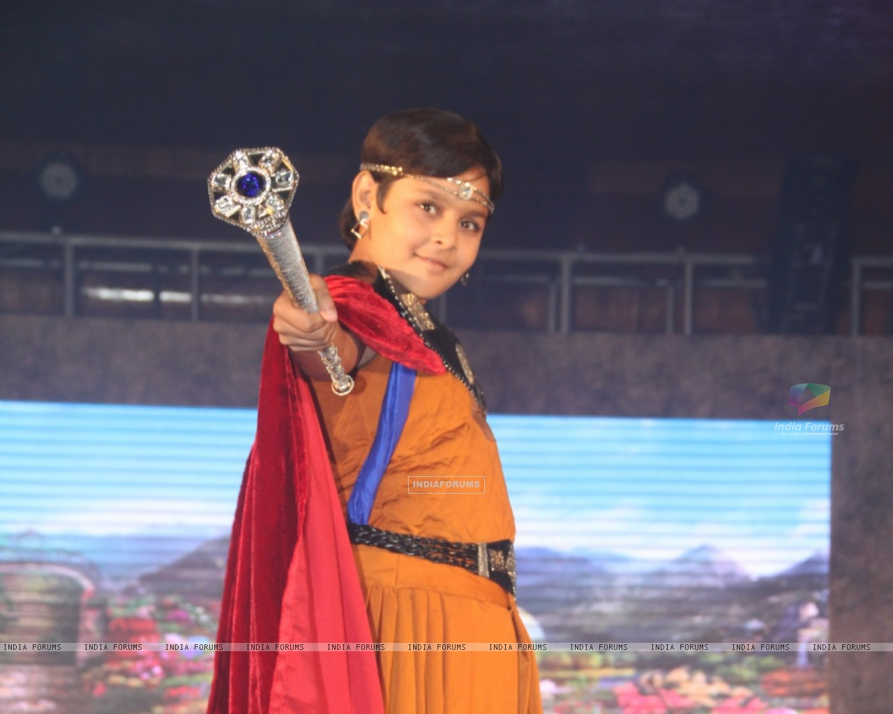 Dev Joshi with his magic wand in Baal Veer (227846) size:1280x1024
