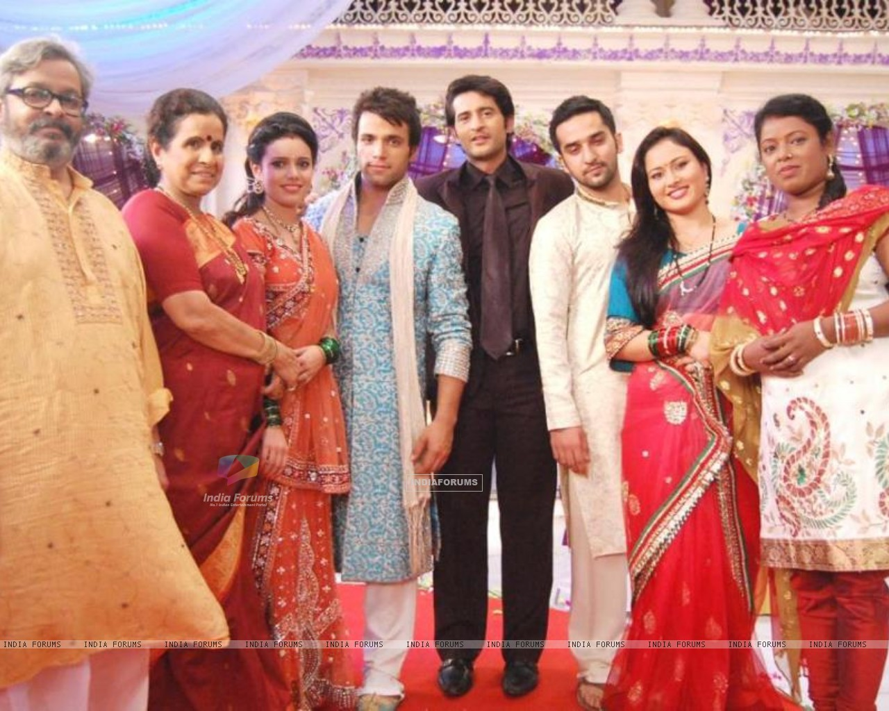 on the sets of Pavitra Rishta (233125) size:1280x1024