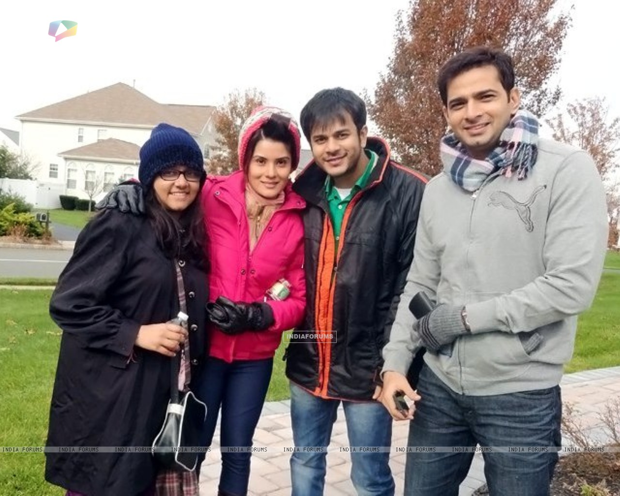 Jay and Shamin in USA (259549) size:1280x1024