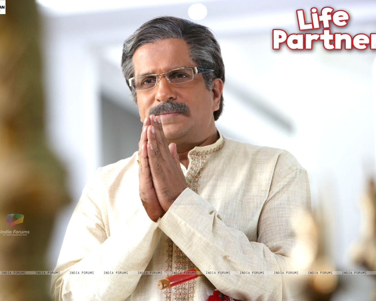 Wallpaper of Darshan Jariwala from Life Partner movie (31444) size:1280x1024