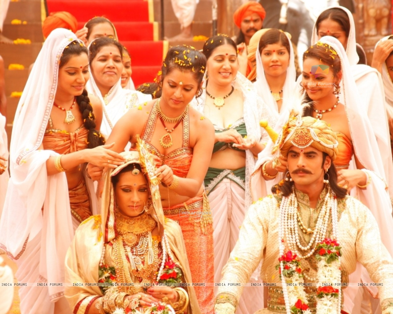 Rani Padmavati and Ratan Singh marriage (36803) size:1280x1024