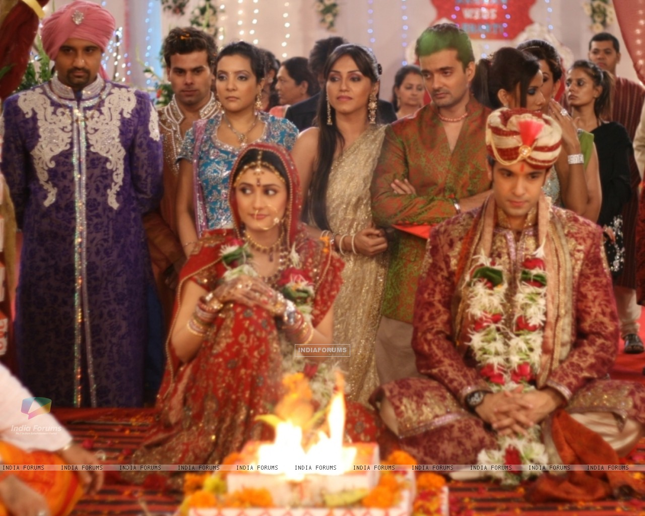 Bharti and Armaan Sinha marriage (37600) size:1280x1024