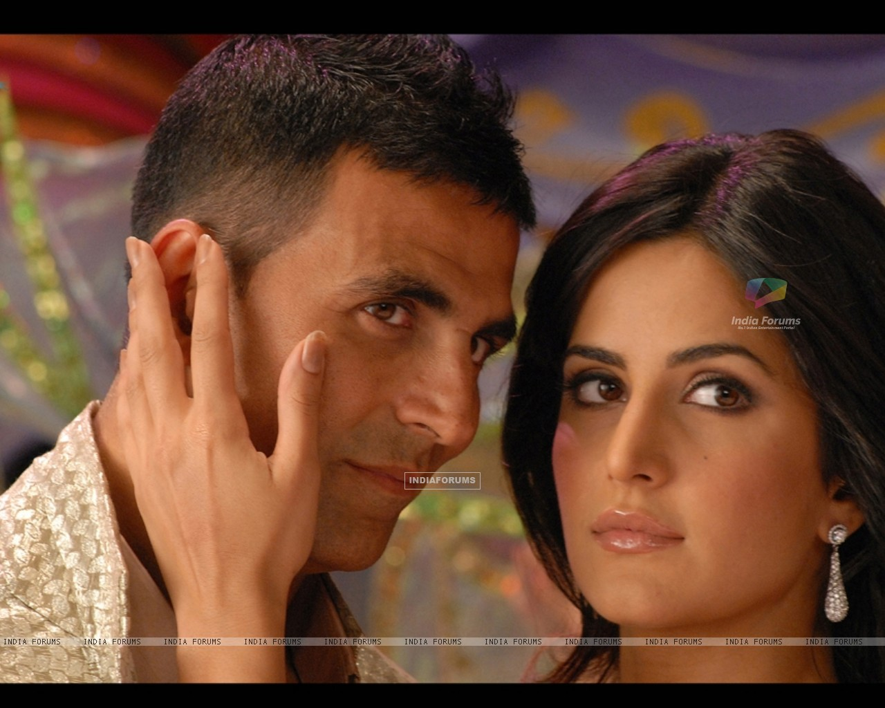 Still image of Akshay Kumar and Katrina Kaif (38746) size:1280x1024