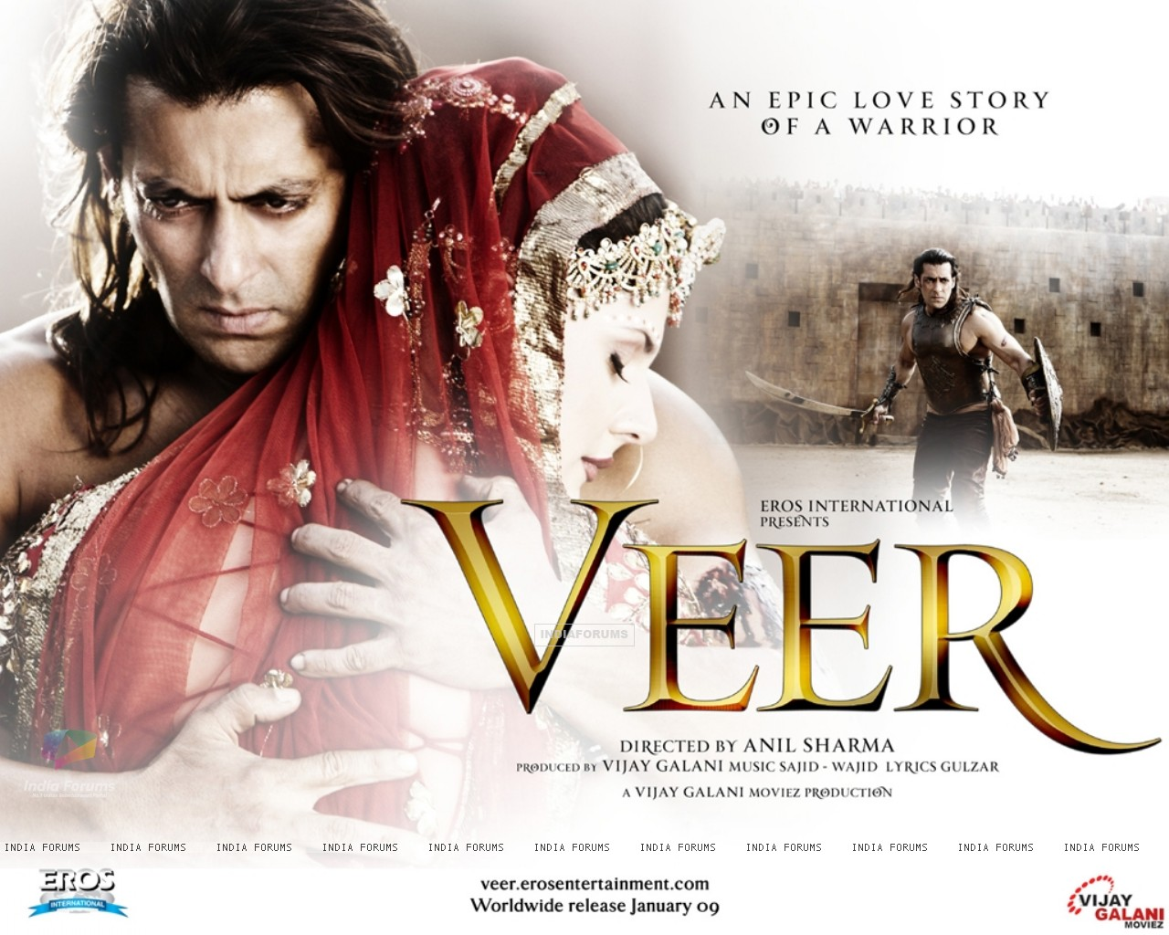 Veer movie wallpaper (39883) size:1280x1024