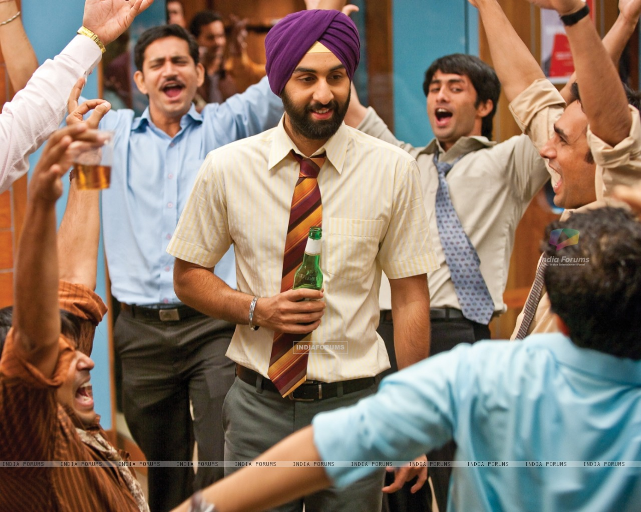 A still image from Rocket Singh: Salesman of the Year movie (40062) size:1280x1024