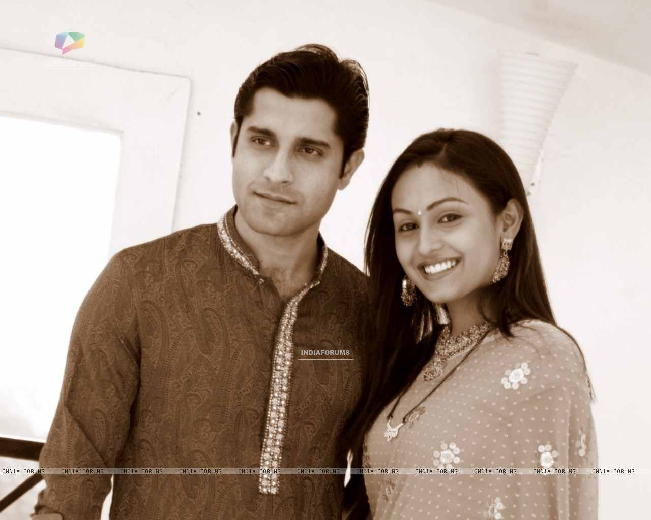 Lovely couple Shubh and Suhani (40439) size:1280x1024