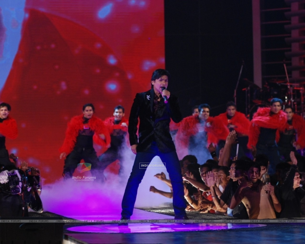 Shaan captain performing for Star Plus Music ka Maha Muqabla (40516) size:1280x1024