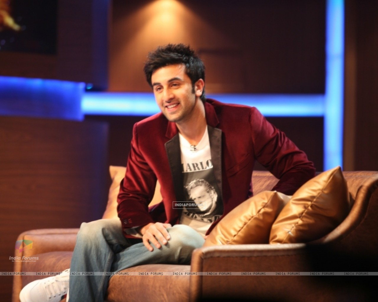 Ranbir Kapoor in tv show Lift Kara De (57935) size:1280x1024