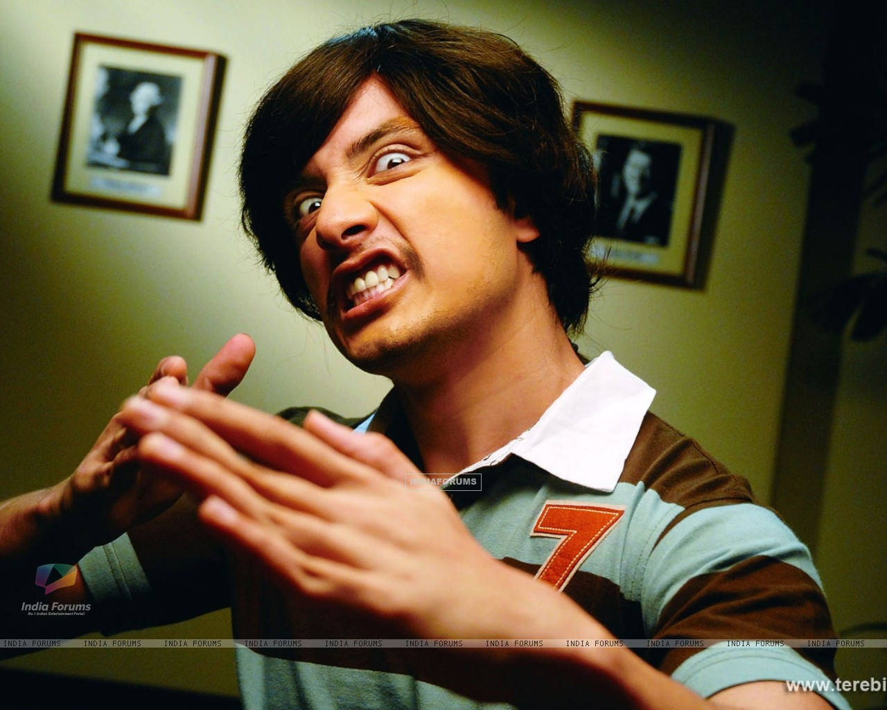 Still of Ali Zafar (65612) size:1280x1024