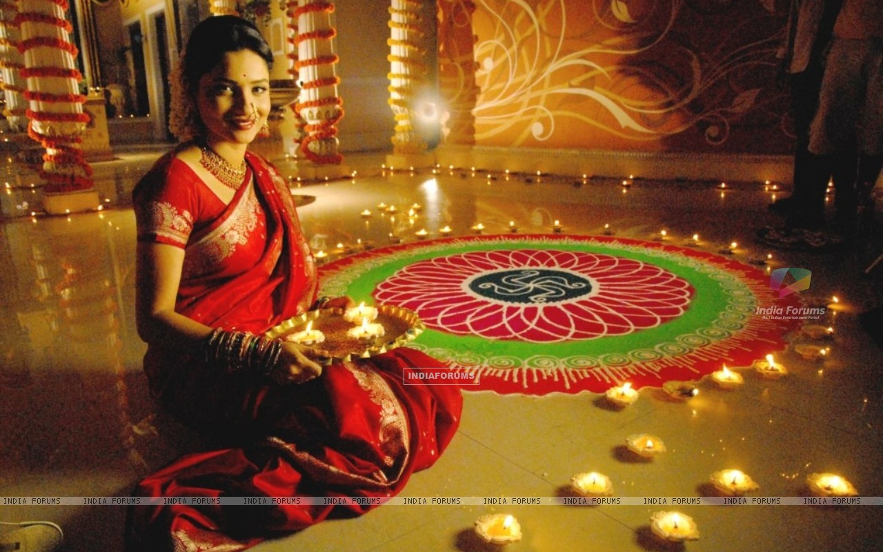 Ankita Lokhande wishes Happy Diwali (105417) size:1280x800