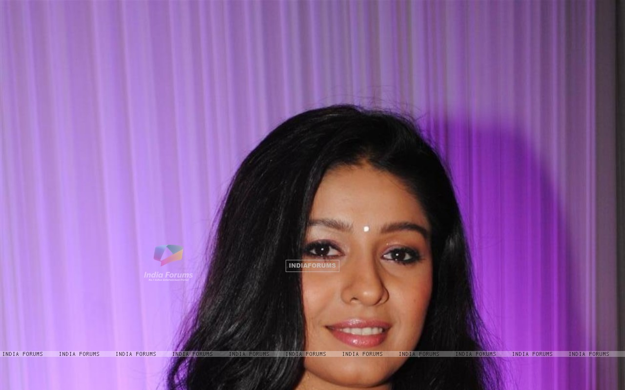 Sunidhi Chauhan at Band Baaja Barat promotional musical event at