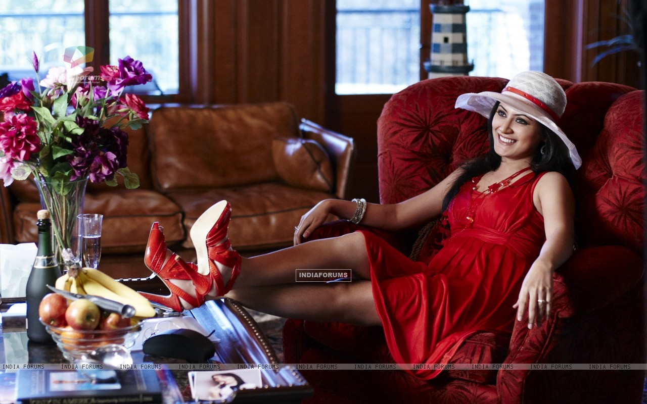 Rimi Sen In the movie Thank You (125607) size:1280x800