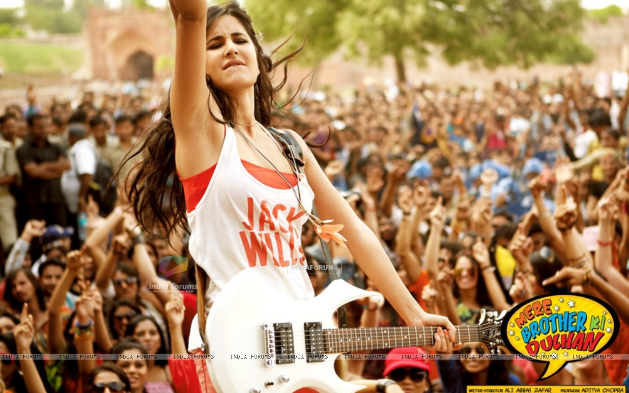 Katrina Kaif in the movie Mere Brother Ki Dulhan (156091) size:1280x800