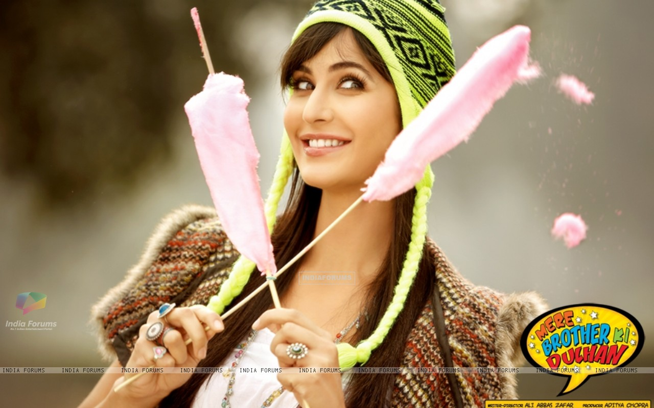 Katrina Kaif in the movie Mere Brother Ki Dulhan (156094) size:1280x800