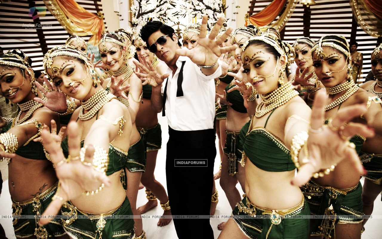 Shah Rukh Khan in the movie Ra.One (158773) size:1280x800