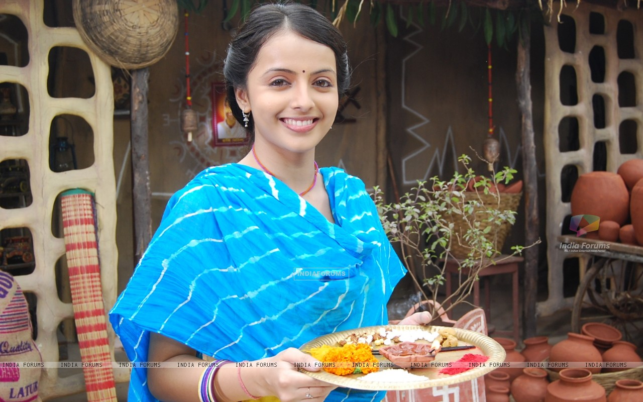 Shrenu Parikh as Aastha in tvshow Hawan (161588) size:1280x800