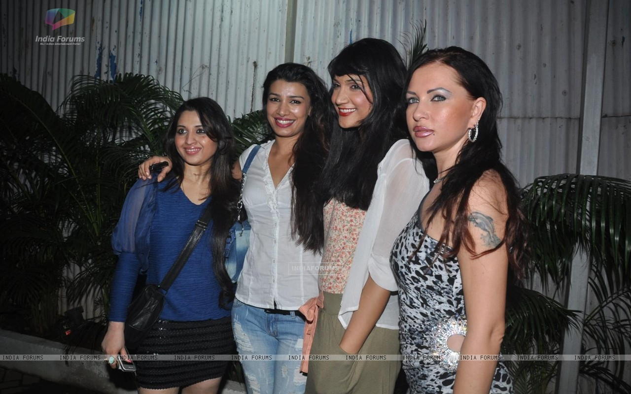 Mink Brar at Parvez Lakdawala's party (167831) size:1280x800