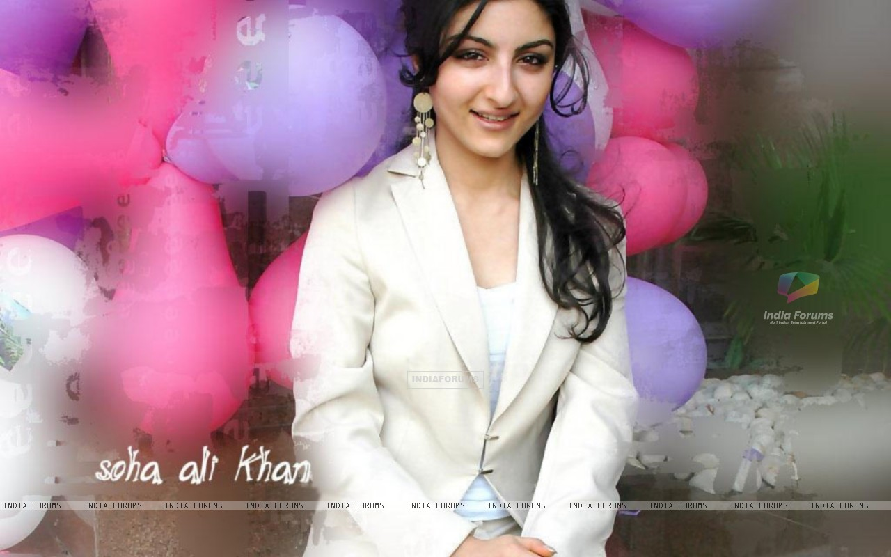 Soha Ali Khan - Beautiful Photos