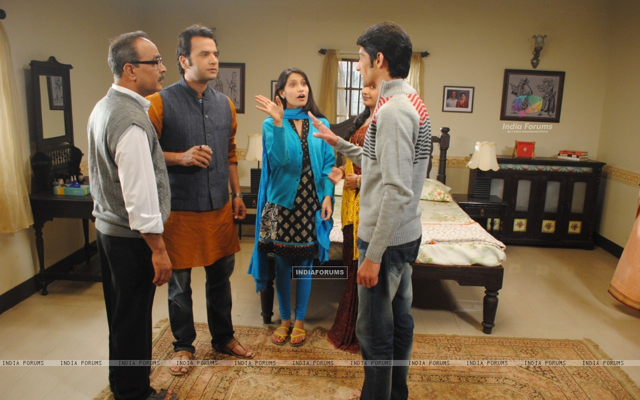 Still scene from tv show Tum Dena Saath Mera (179884) size:1280x800