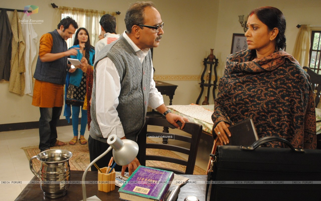 Still scene from tv show Tum Dena Saath Mera (179885) size:1280x800