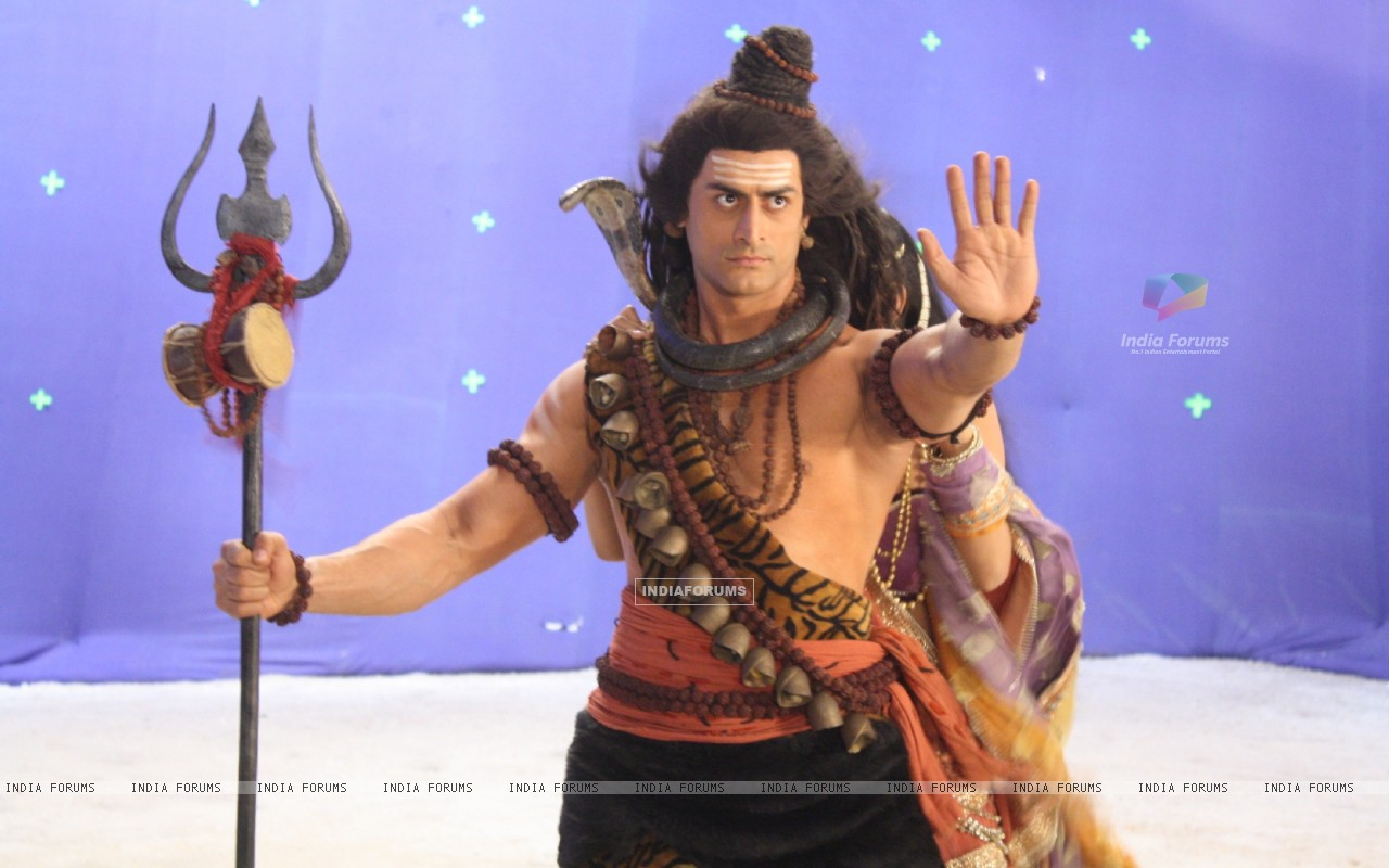 Mohit Raina as Shiv in Devon Ke Dev. Mahadev (180973) size:1280x800