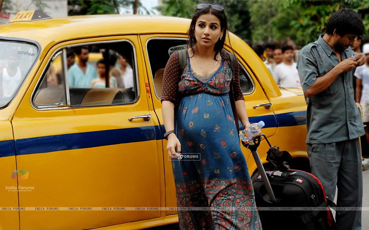 Vidya Balan in the movie Kahaani (181627) size:1280x800