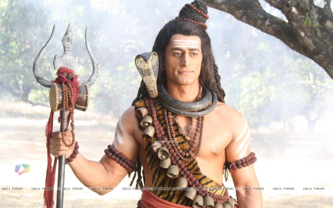 Mohit Raina still from the show Devon Ke Dev. Mahadev (184162) size:1280x800