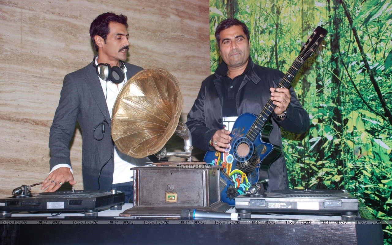 Arjun Rampal and Percept launch Lost music fest at Blue Sea, Mumbai (195393) size:1280x800