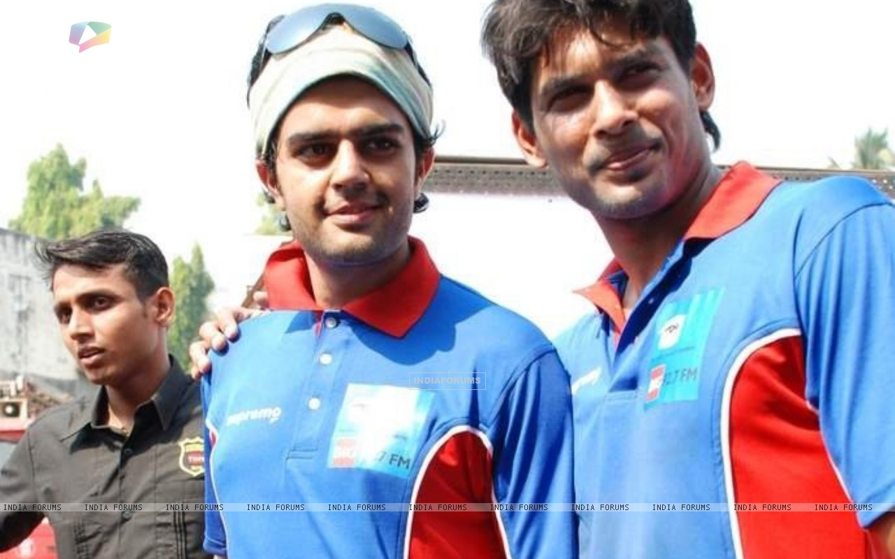 Siddhart Shukla at celeb cricket match (199652) size:1280x800