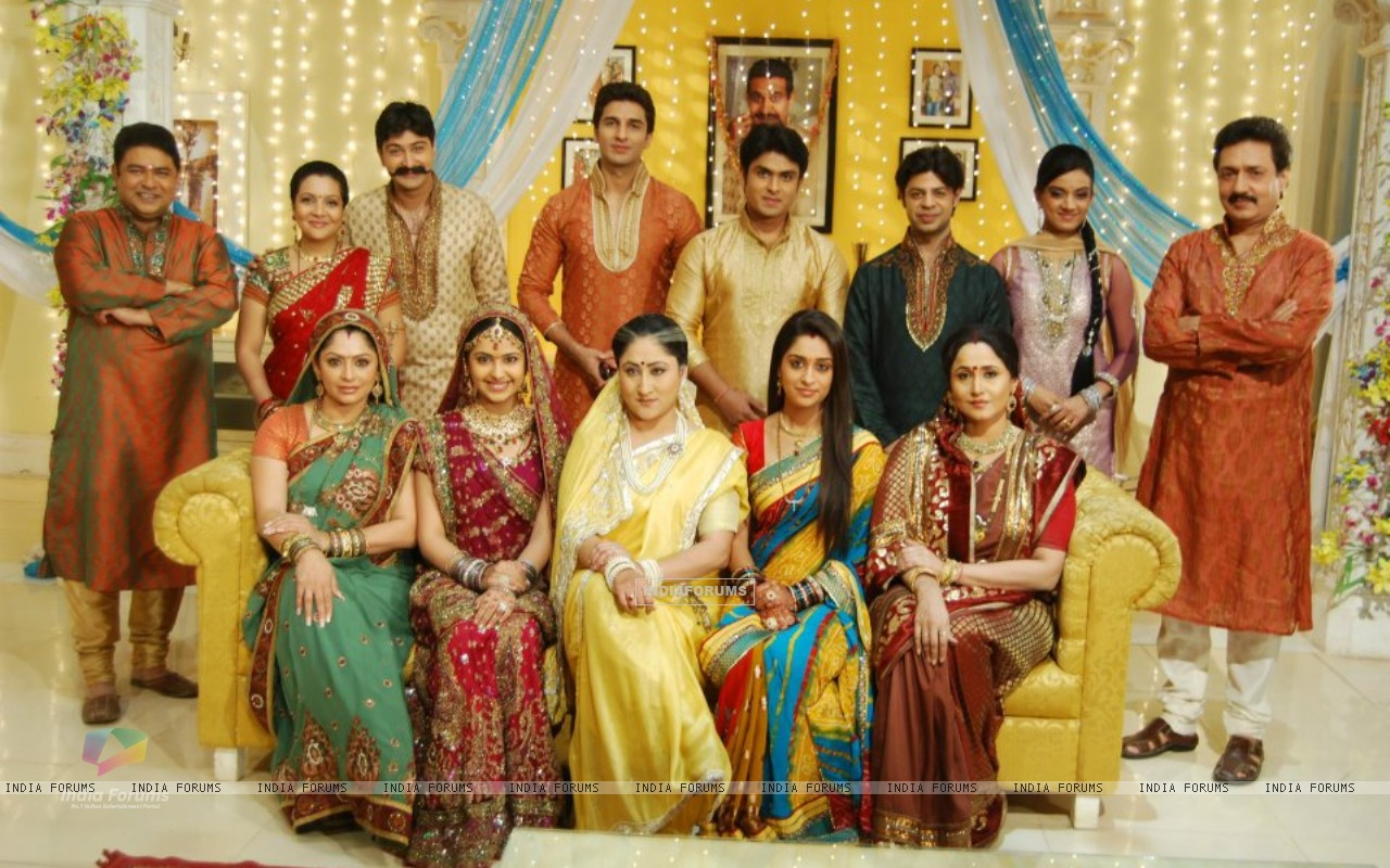The Sasural Simar Ka Family (202997) size:1280x800
