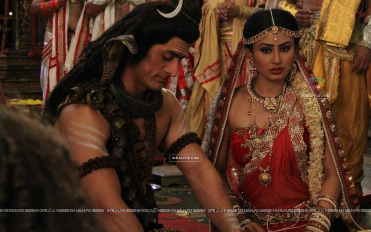 Mohit Raina and Mouni Roy (203564) size:1280x800
