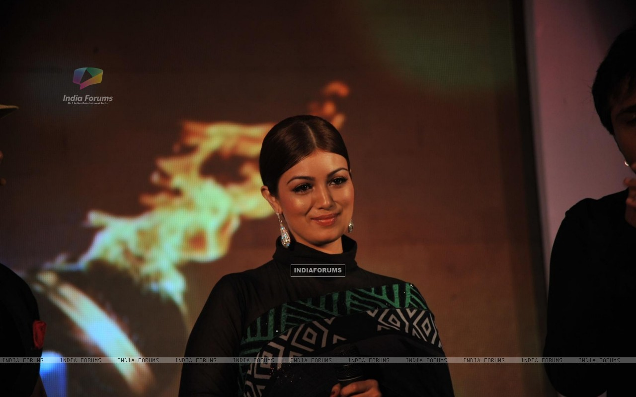 Ayesha Takia at Launch and press conference of reality musical show of Sur- Kshetra (223368) size:1280x800