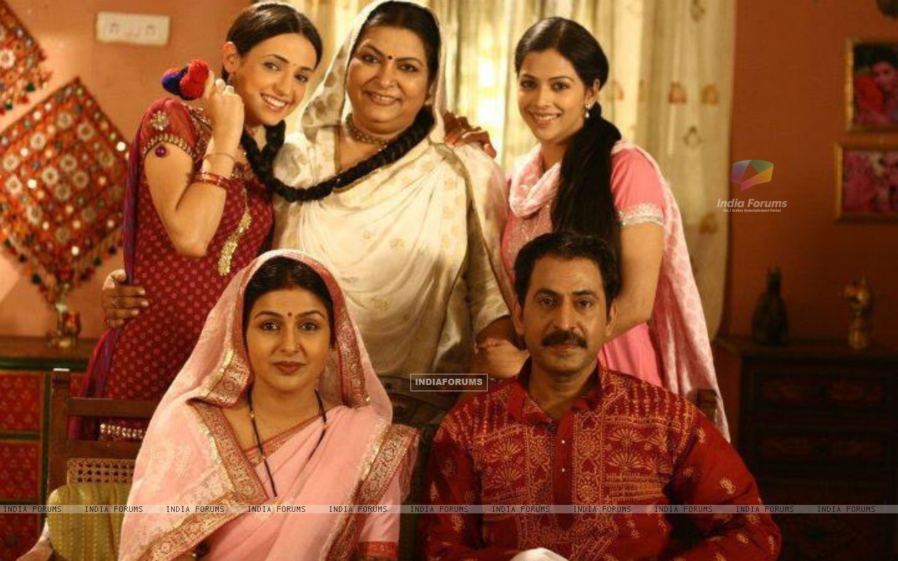 The Gupta family of Iss Pyaar Ko Kya Naam Doon (224817) size:1280x800